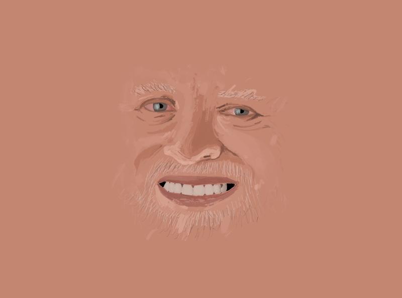 Harold I illustration