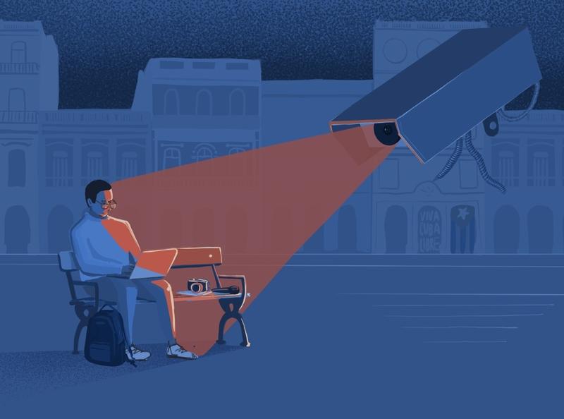 Cuba illustration