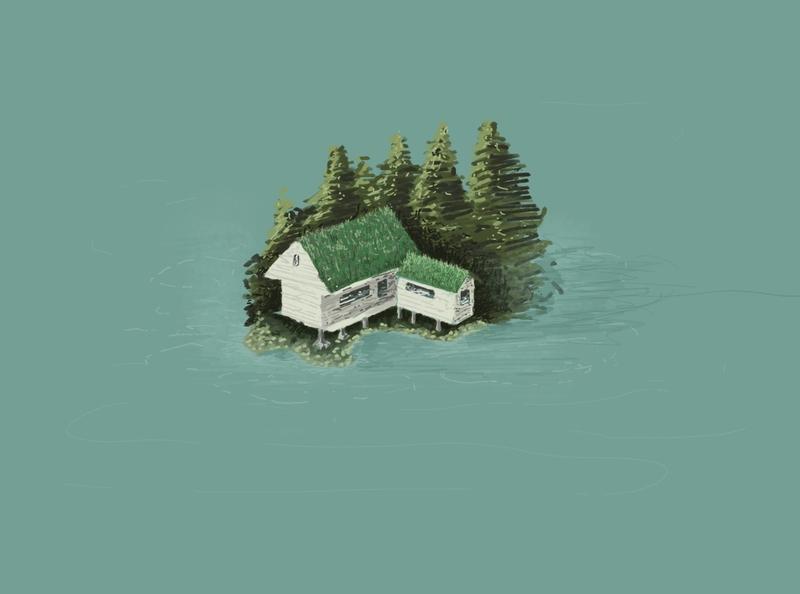 Isla illustration