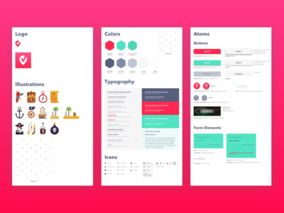 Simple Design Style Guide