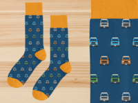 Westfalia Socks!