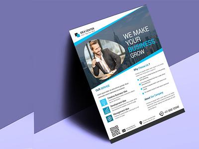 Corporate Business Flyer / Business Flyer Design modern layout marketing photoshop digital flyer template promotion print creative corporate flyer agency ad best business flyer template business flyer ppt flyer design business poster corporate flyer design
