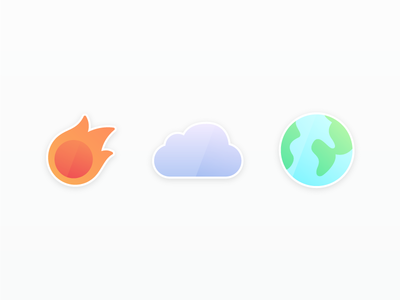 Environmental Stickers science imessage stickers imessage app stickers