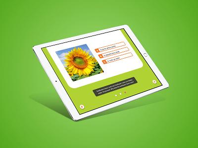 HMH Science Dimensions tablet mobile educators teachers students interactions user interface user experience uiux ux ui program education app mockup ipad learning learn science app education
