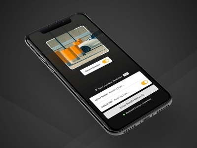 Mobile Scanner App application efficiency user experience user interface automotive camera app ios app scanner app ios mobile mobile app ux ui