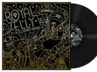 Royal Jelly EP Front Cover
