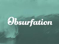 Obsurfation App Logo