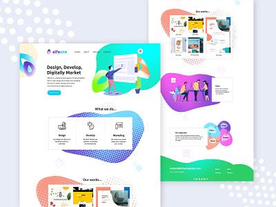 Webdesign Agency UX/UI Design design2020 web design ui  ux design website website design webdesign