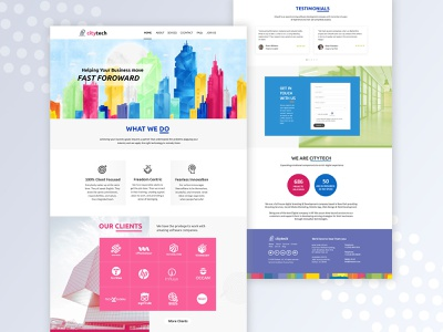 Software Development Company UI/UX Design software company ux ui branding ui  ux design website web design website design webdesign