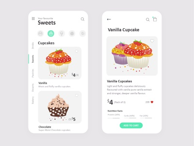 Food Mobile App  UI/UX Design mobile mobile design ui  ux design graphic design web design app design mobile ui mobile app design mobile app