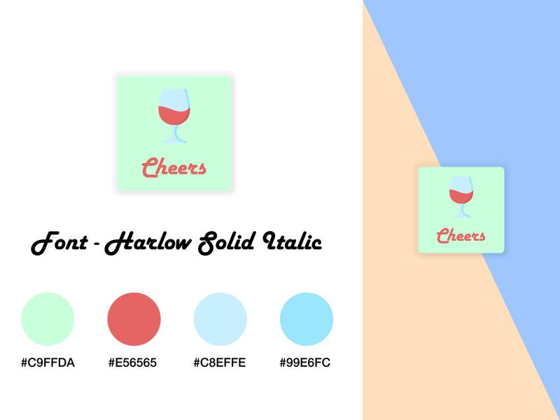 Daily - App Icon dailyui brand identity brand design mobile ui idea app vector branding logo illustration design