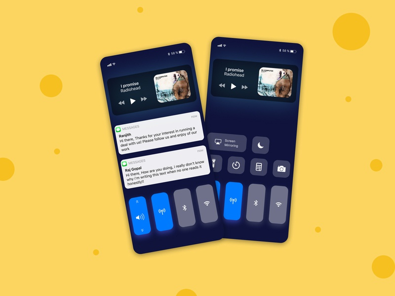 Daily UI - Settings app ui app design app ios15 minimalistic darkmode lockscreen settings minimal ios uidesign ux ui dailyuichallenge dailyui
