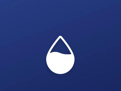 Water Balance - app design uiuxdesign app interface app design ui ux