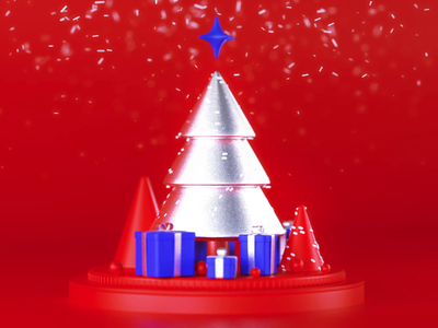 Happy Holidays! happy holidays happy new year 3d illustration illustration 3d design gifts new year animation flexy christmas ny nytimes 3d icons 3d animation 3d