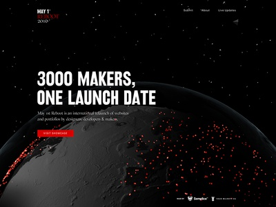 May1Reboot Website