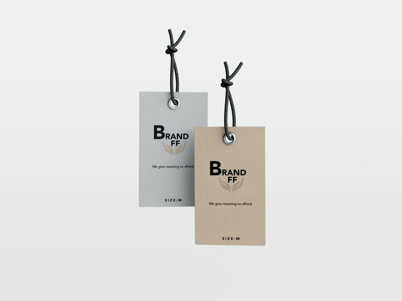 TAG Design for BrandAff branding design brand identity brand brand design logomaker logotype logodesign tag graphicdesign branding logo design