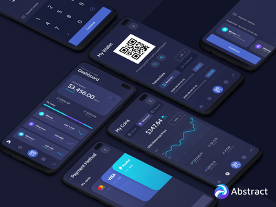 Cryptocurrency Wallet mobile app ui design ux design trading bullion stock market cryptocurrency crypto wallet ewallet