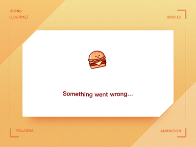 Loading animation( Cute icon) pink and blue food illustration gif animation lovely preset application ui design loading icon video game illustration animation after effects animation