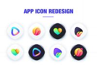 Icon redesign