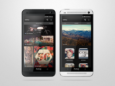 HTC Sense Gallery