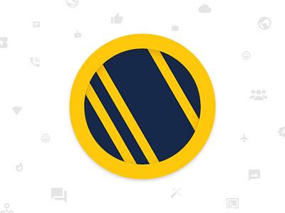 Keylines Icon Design icon material design