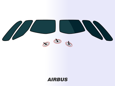 Airbus A380 Illustration illustration