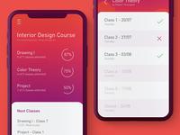 Class Attendance App