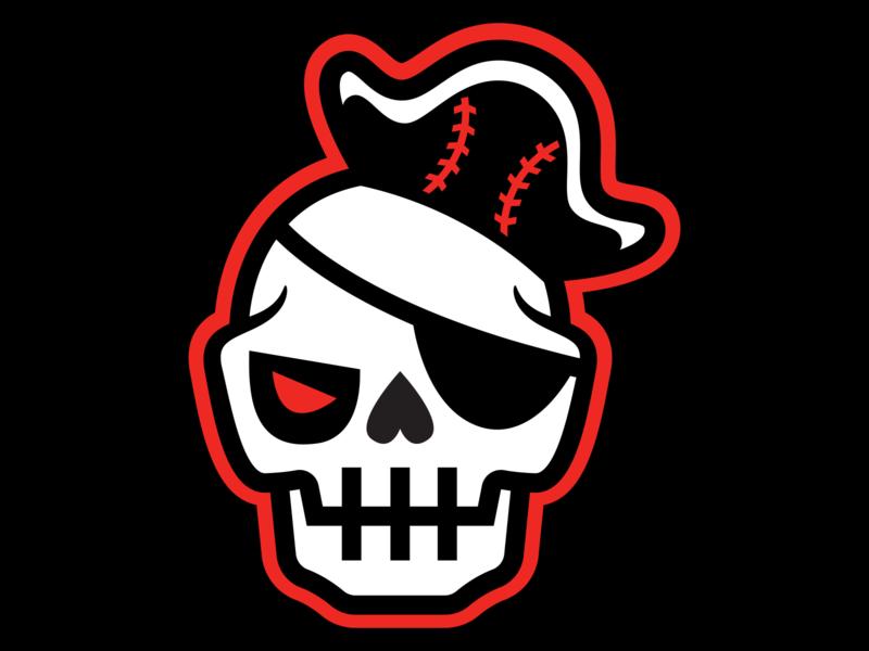 Tampa Pirates apparel logo apparel logo mascot logo sports logo sports branding mascot character branding illustration mascot design