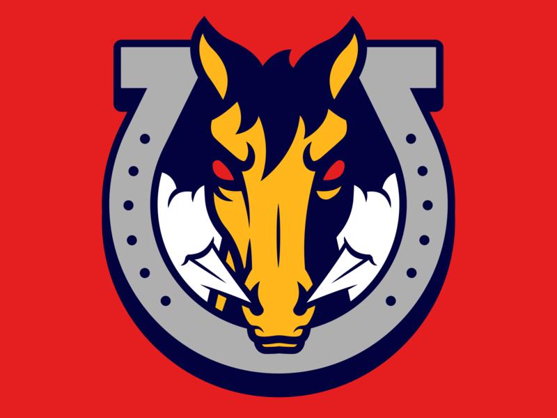Barrie Colts Redesign apparel mascotlogo ontario sports branding hockey logo hockey sports design logo sports logo mascot design illustration branding