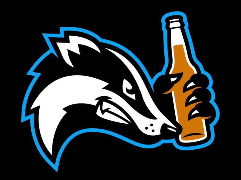 Wisconsin Crushers apparel mascot logo mascot character design sports design logo sports logo mascot design illustration branding