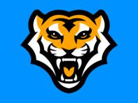 ESports Tiger logo design mascot logo mascot character sports design esportlogo esports sports logo mascot design illustration branding