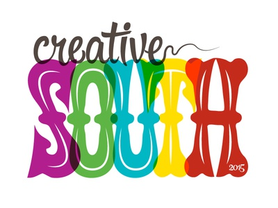 Creative South!!! creative south awesomeness typography circus type vintage cs15
