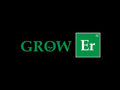 grower logo logoconcept