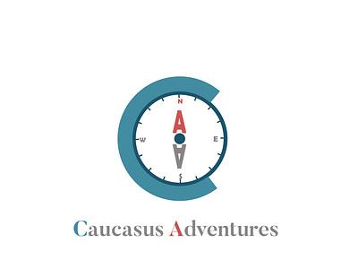Caucasus Adventures logodaily logotipo logodesigner logodesign logotype calogo clogo company logo compas logo ca fish zodiac logo logoconcept logoconcept logo logodesign banner bannerdesign cleaning