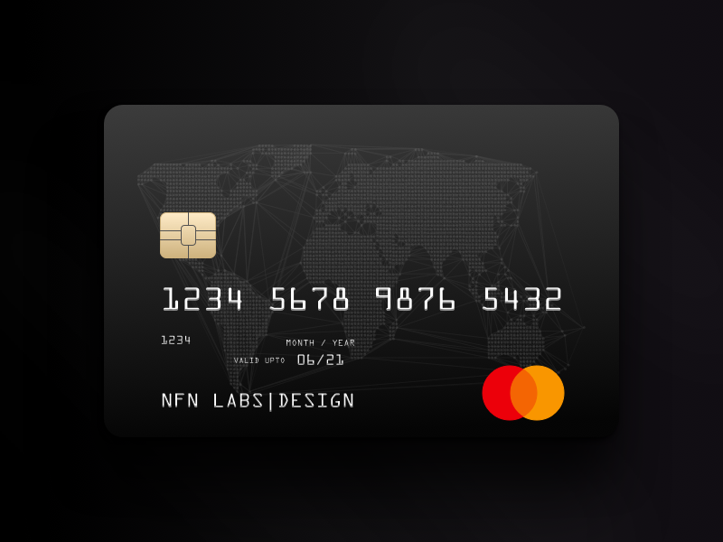 Permalink to Blank Credit Card Template