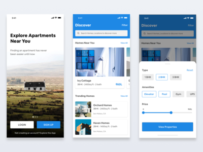 Buy Apartments - Real Estate