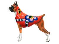 Dalecarlian Dog - Boxer