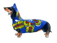 Dalecarlian Dog - Dachshund