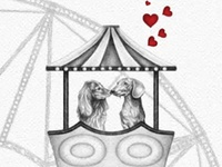 Illustration for Ralph Lauren's Valentine's Day Sale