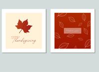 Cards Thanksgiving day thanks thanksgiving card banner beautiful poster illustration design art