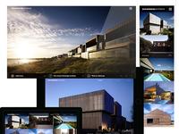 Wolverdige architects responsive site design