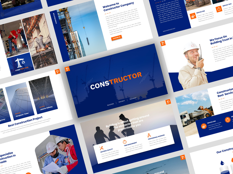 https://graphicriver.net/item/constructor-construction-presentat services real estate project presentation pptx powerpoint portfolio modern iron industrial creative crane construction powerpoint construction company clean business building best powerpoint agency