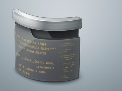 Sublime Text Replacement Icon