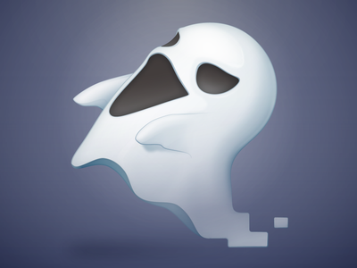 Ghost Icon icon ghost