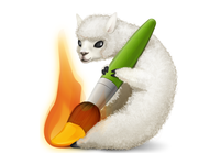 FireAlpaca Replacement Icon