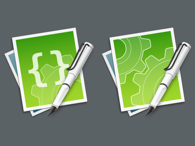 CotEdior for Yosemite (which?) yosemite application icon vector text editor fountain pen