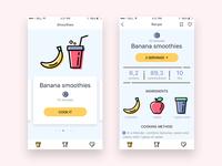 Summer drinks app
