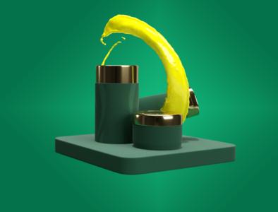 3d Product Mockup! website design dashbaord illustration webdesign 3d mockup web desin web ui web design