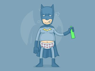Batman Announces Retirement!