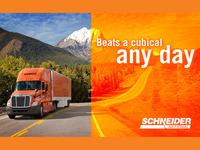 Schneider Trucking 2